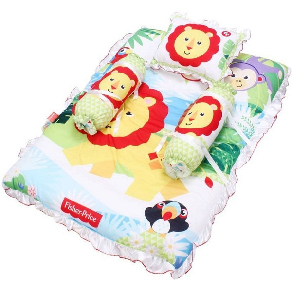Fisher Price Cotton Silk Blend Bedding Set