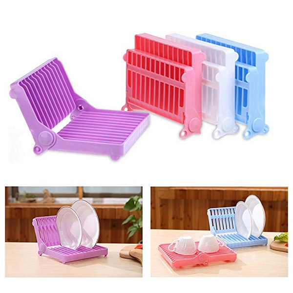 12 Slot Kitchen Dish Rack