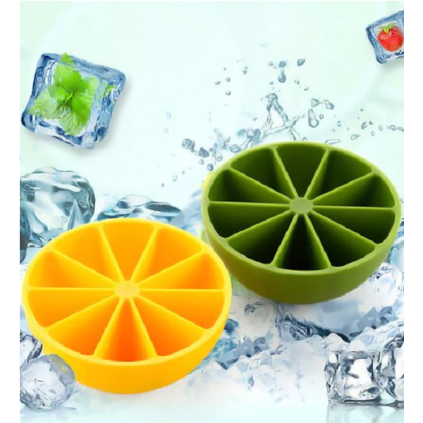 Hitplay Lemon Ice Tray Set of 2