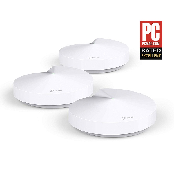TPLink Deco M5 Home Wifi System Mesh Router Pack of 3