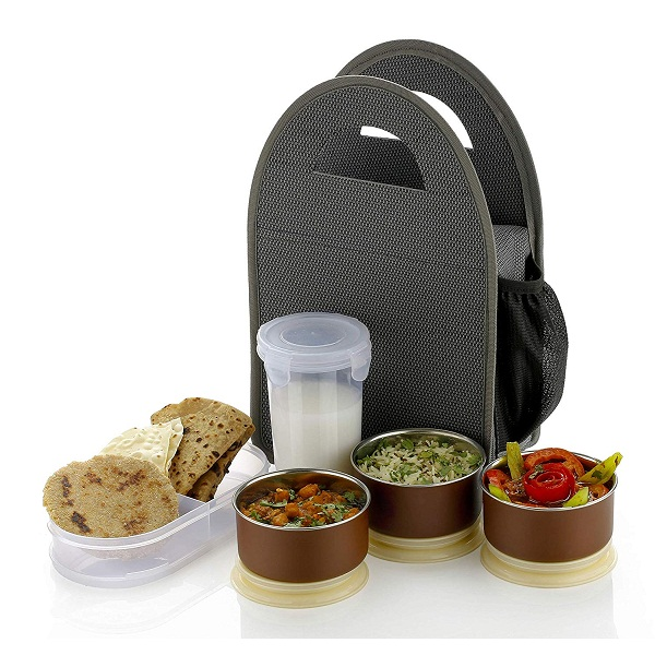 Skyfly Lunch Box with Bag