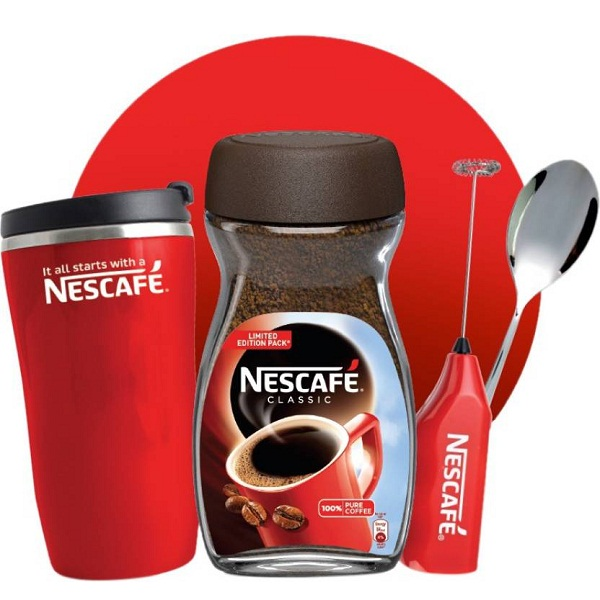 Nescafe Greetings The Ultimate Instant Coffee Kit 100 g