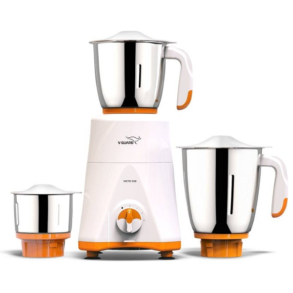 V Guard Victo with 550 W Mixer Grinder
