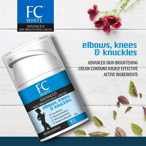 FC White Advanced Brightening Cream