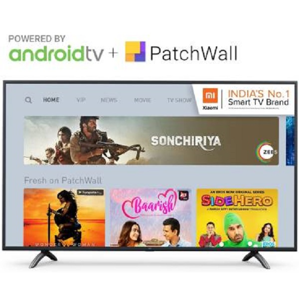 Mi LED Smart TV 4X Pro 55Inch with Android
