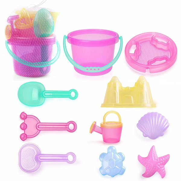 LotFancy Kids Beach Toys