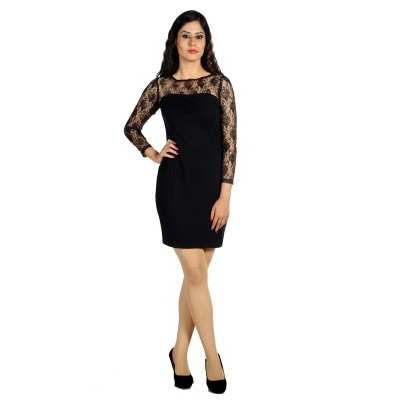 HUGO CHAVEZ Womens Bandage Dress