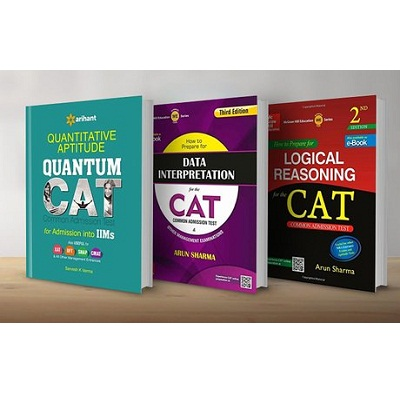 CAT Exam Preparation Books