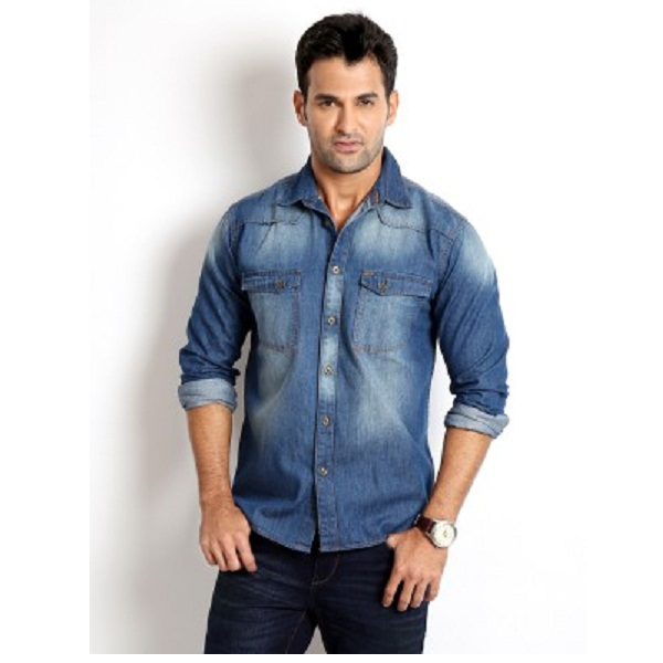 Rodid Denim Shirt