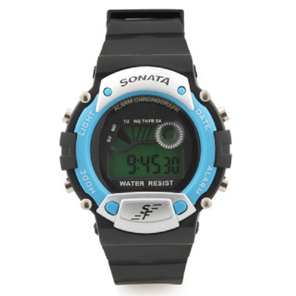 Sonata Digital Watch