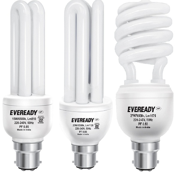 Eveready CFL Combo