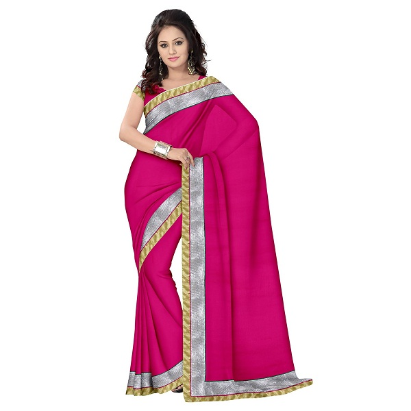 Winza party-Wear saree