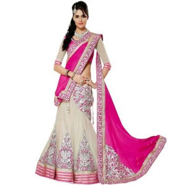 ZofeyFashion Lehenga Saree