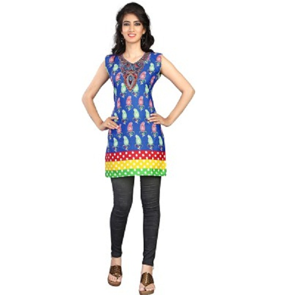 Lookslady Embroidered Kurti