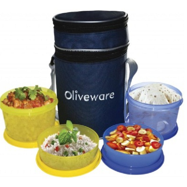 Oliveware Lunch Box