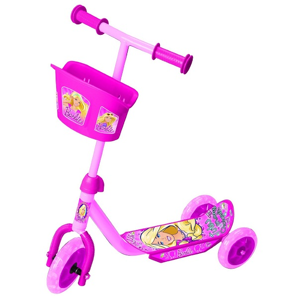 Barbie 3Wheel Scooter