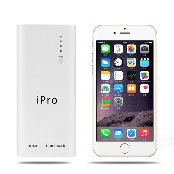 iPro 13000mAh Powerbank