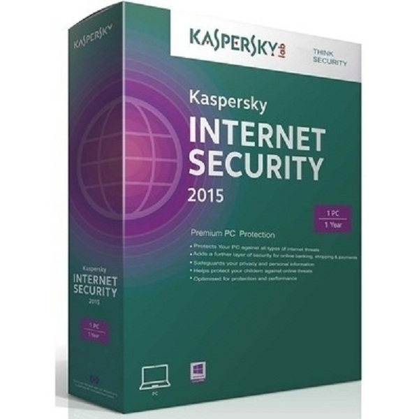 Kaspersky InternetSecurity 2015