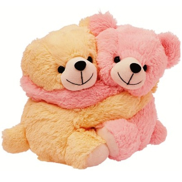 DimpyStuff Couple Bear