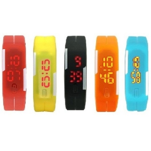 Shoppingekart LEDWatch PackOf5