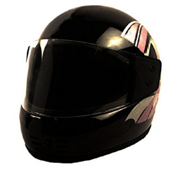 Autofurnish Black Helmet