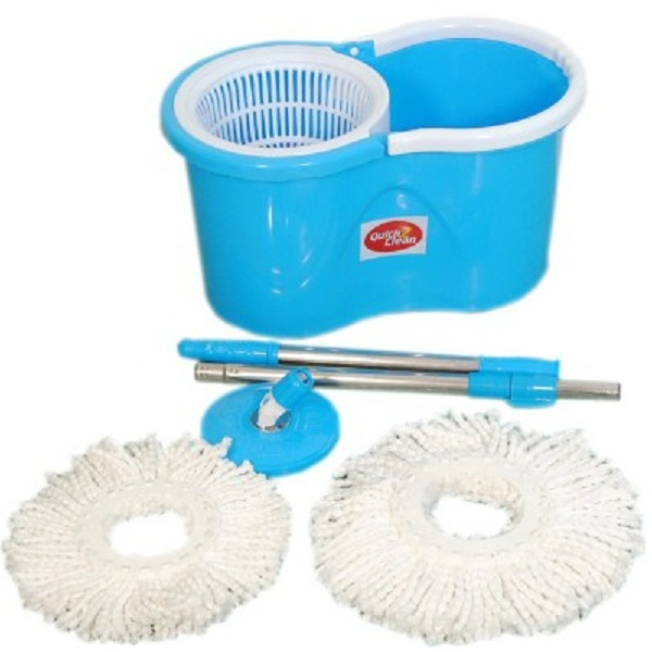 Quick 2 Clean Mop Set