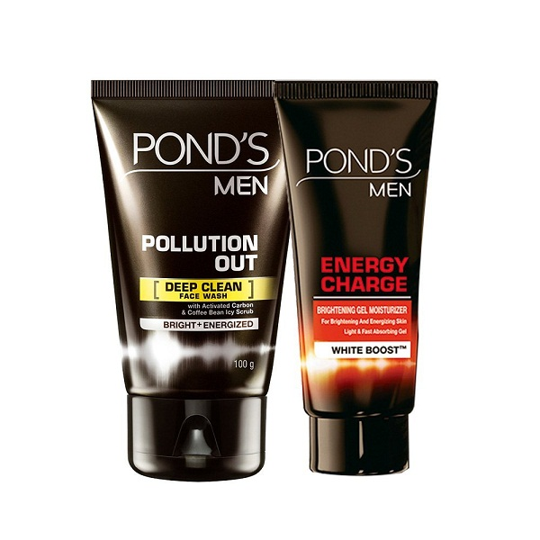 Ponds Mens Face Wash Combo