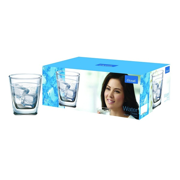 Ocean Plaza Glass Set 6Pcs