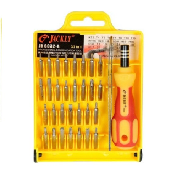 Snapshopee Jeckly Combination Screwdriver Set