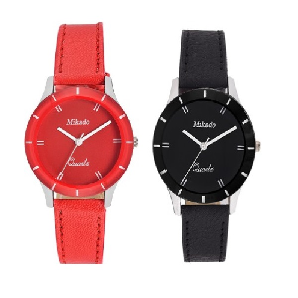 Mikado MG4006 Analog Watch - For Girls Women