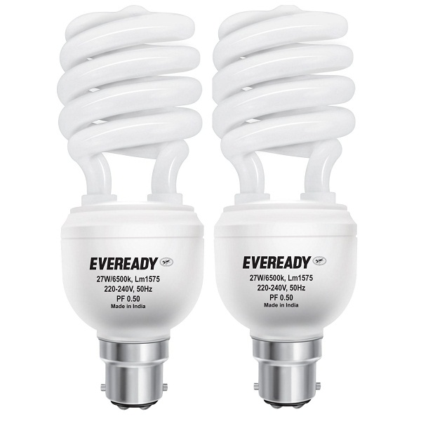Eveready ELS 27Watt CFL Combo