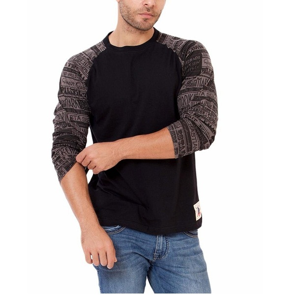 Elaborado Mens Cotton Tshirt