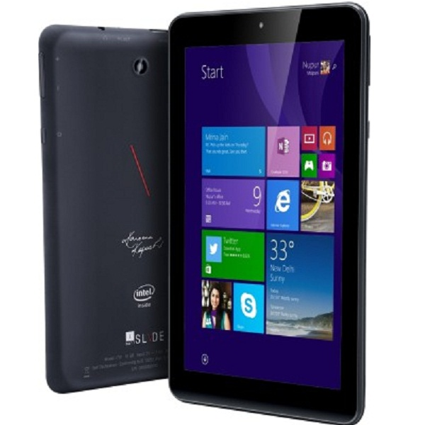 iBall Slide i701 Tablet with 3 Protective Covers and HDMI Cable