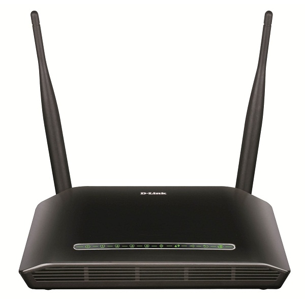 DLink WiFi Router with Modem