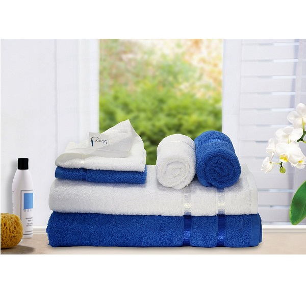 StoryHome 6Pcs Towel Set