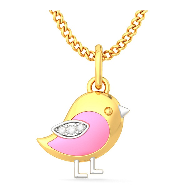 THE TWEET TWEET PENDANT FOR KIDS