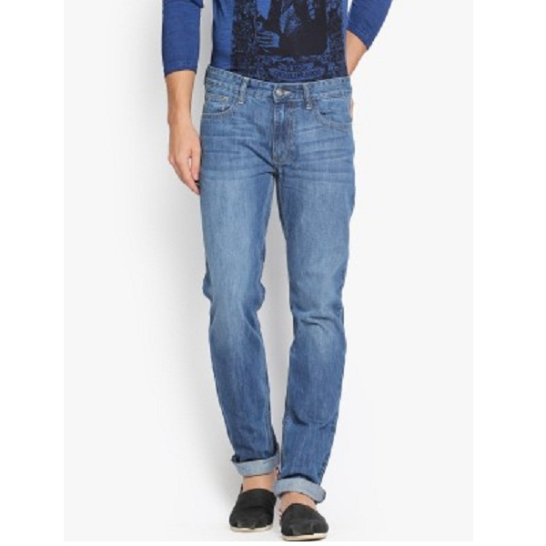 Locomotive Slim Fit Mens Jeans