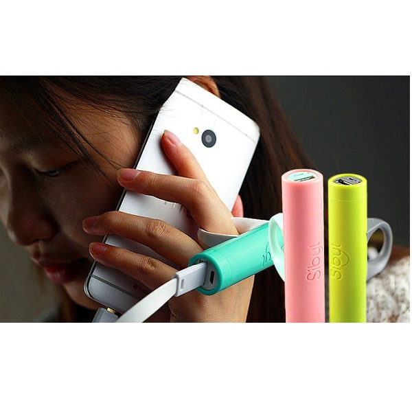 Sibyl Ring 2600 mAh Power Bank
