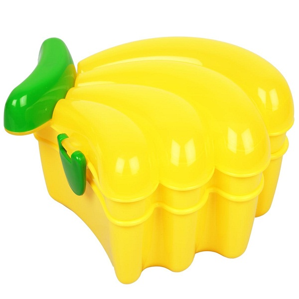 Ollington St Collection Bannana Shape Lunch Box