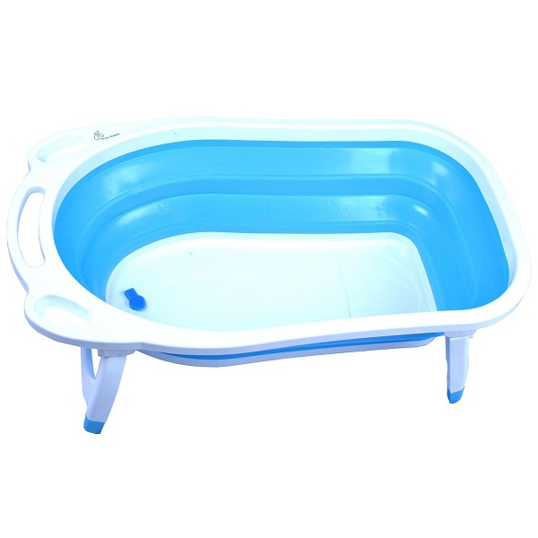 R for Rabbit The Innovative Folding Bath Tub