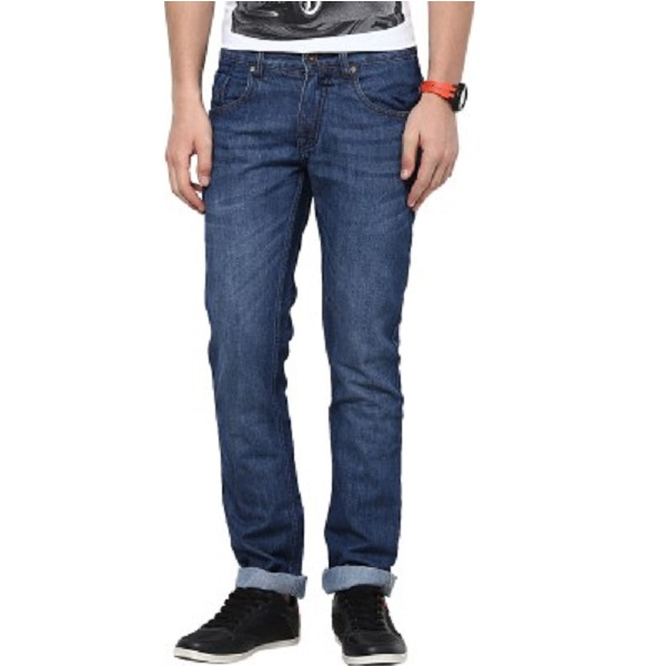 SuperX Slim Fit Mens Jeans