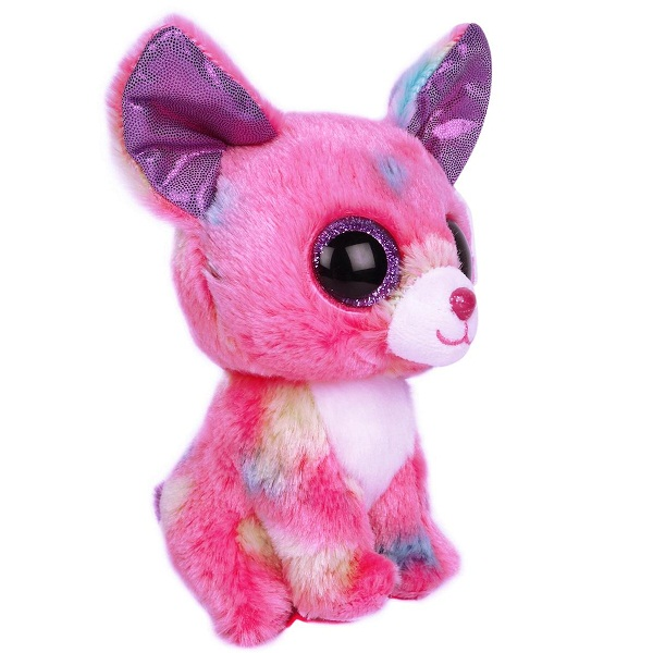 TY TOYS Cancun Pink Chihuahua