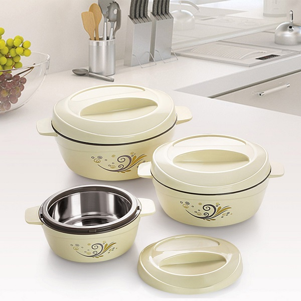 Cello Cuisine Insulated Casserole Gift Set