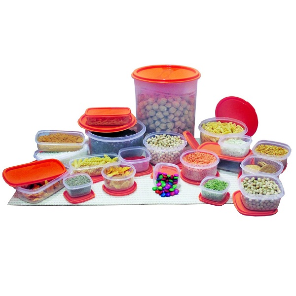 Princeware SF Tal Pak Container Set 20Pieces