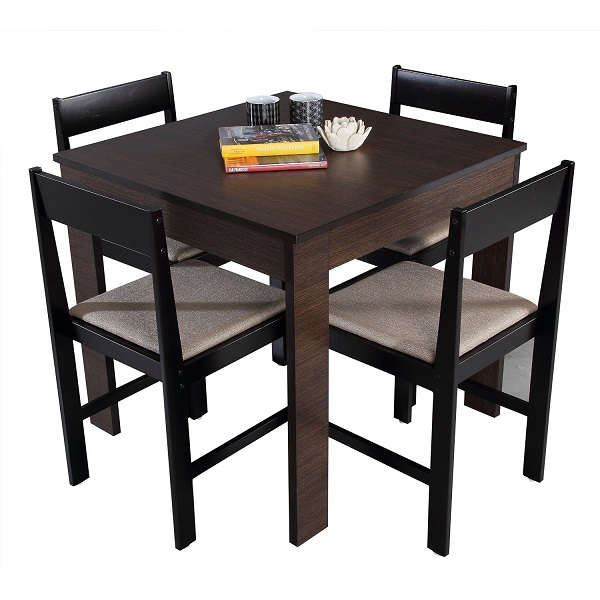 Forzza Peter Four Seater Dining Table Set