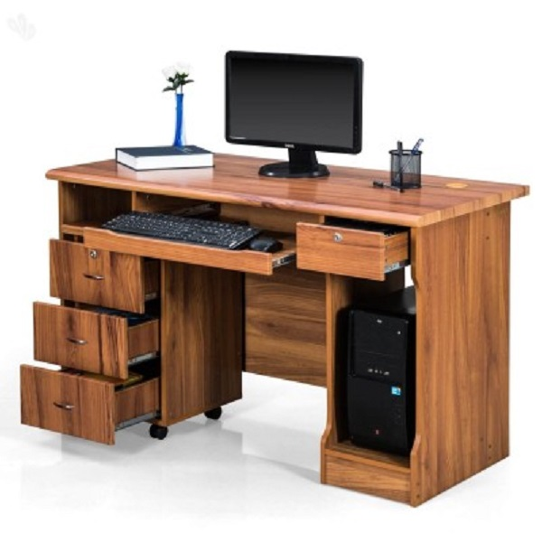 Royal Oak Engineered Wood Office Table