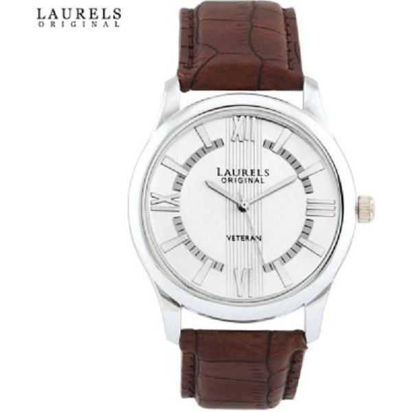 Laurels Veteran Analog Watch