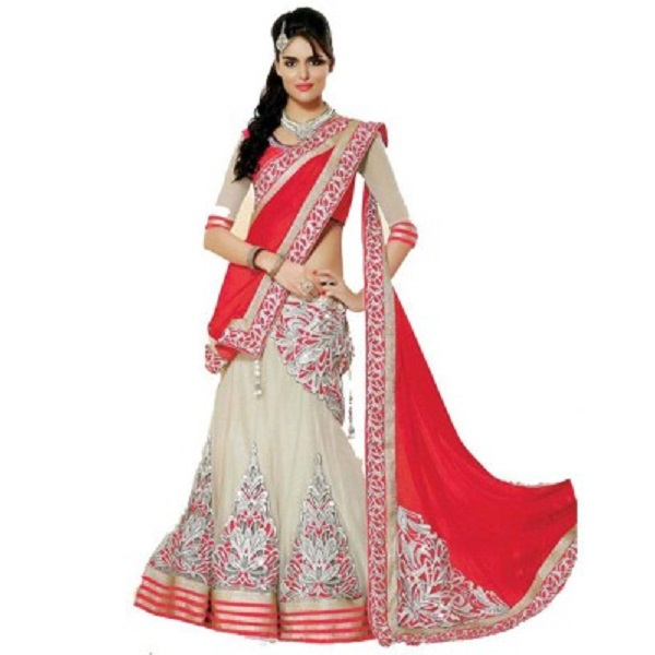 Hari Krishna Enterprise Embroidered Womens Lehenga Choli