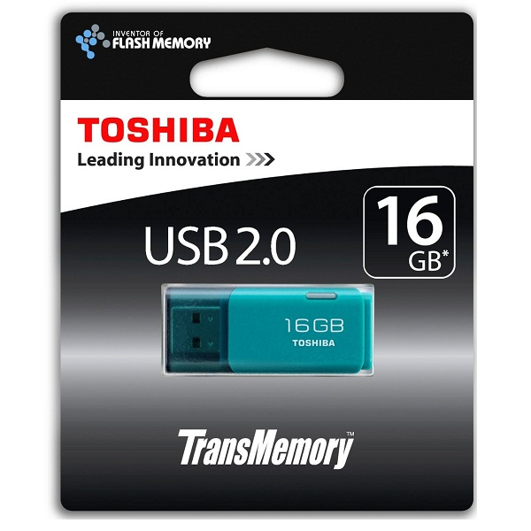 Toshiba Hayabusa 16GB Flash Drive