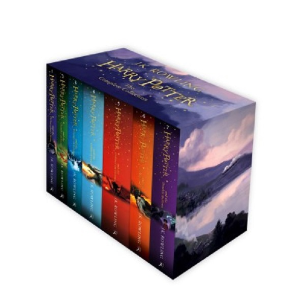 Harry Potter THE COMPLETE COLLECTION BOX Set